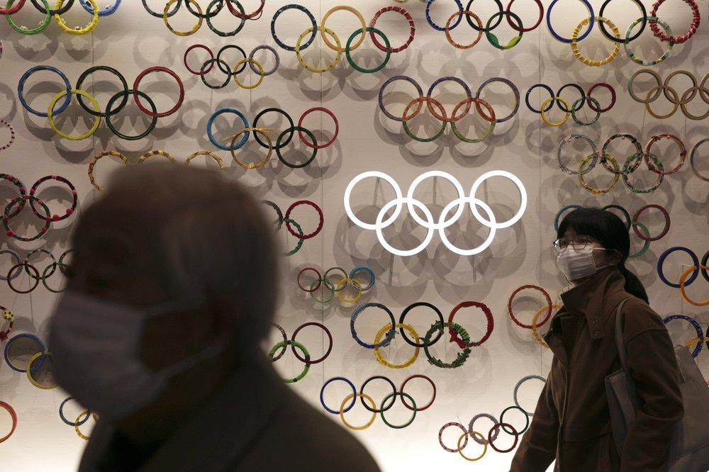 Olympics vs Coronavirus