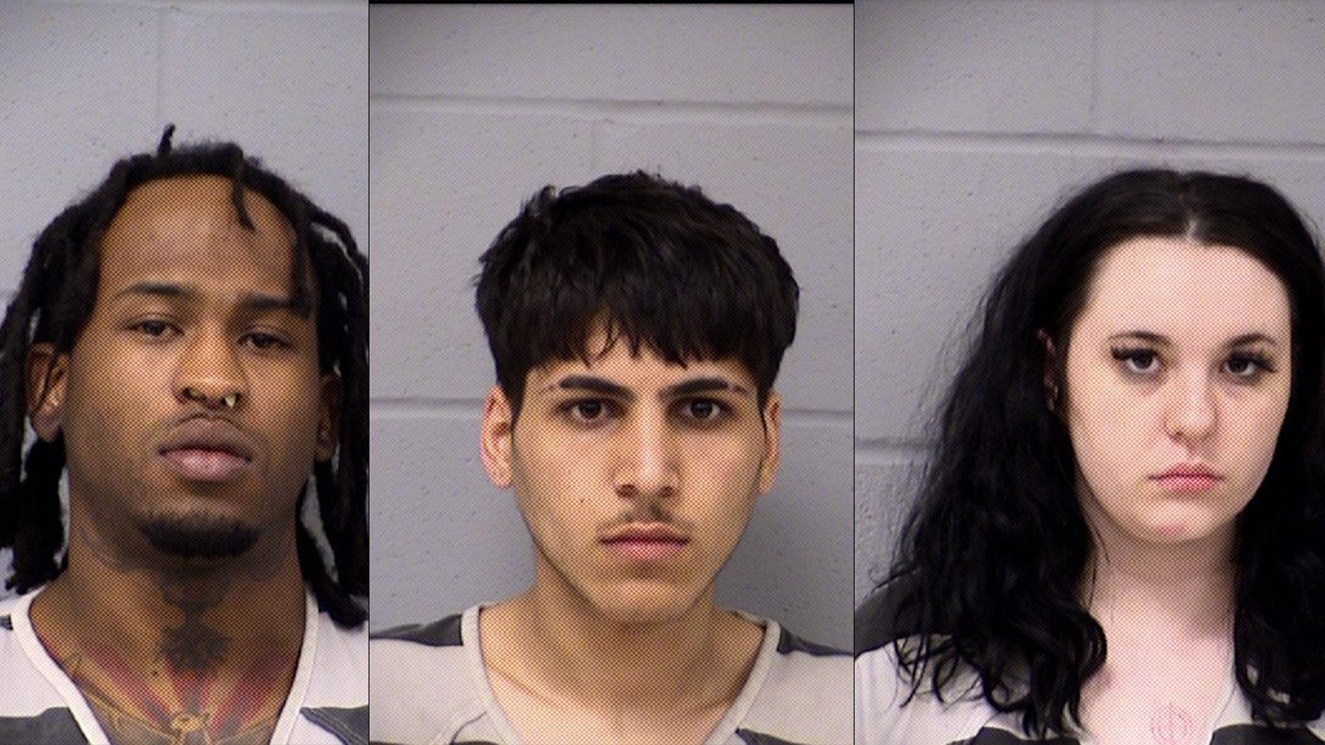 robbery suspects Austin 2-26-20