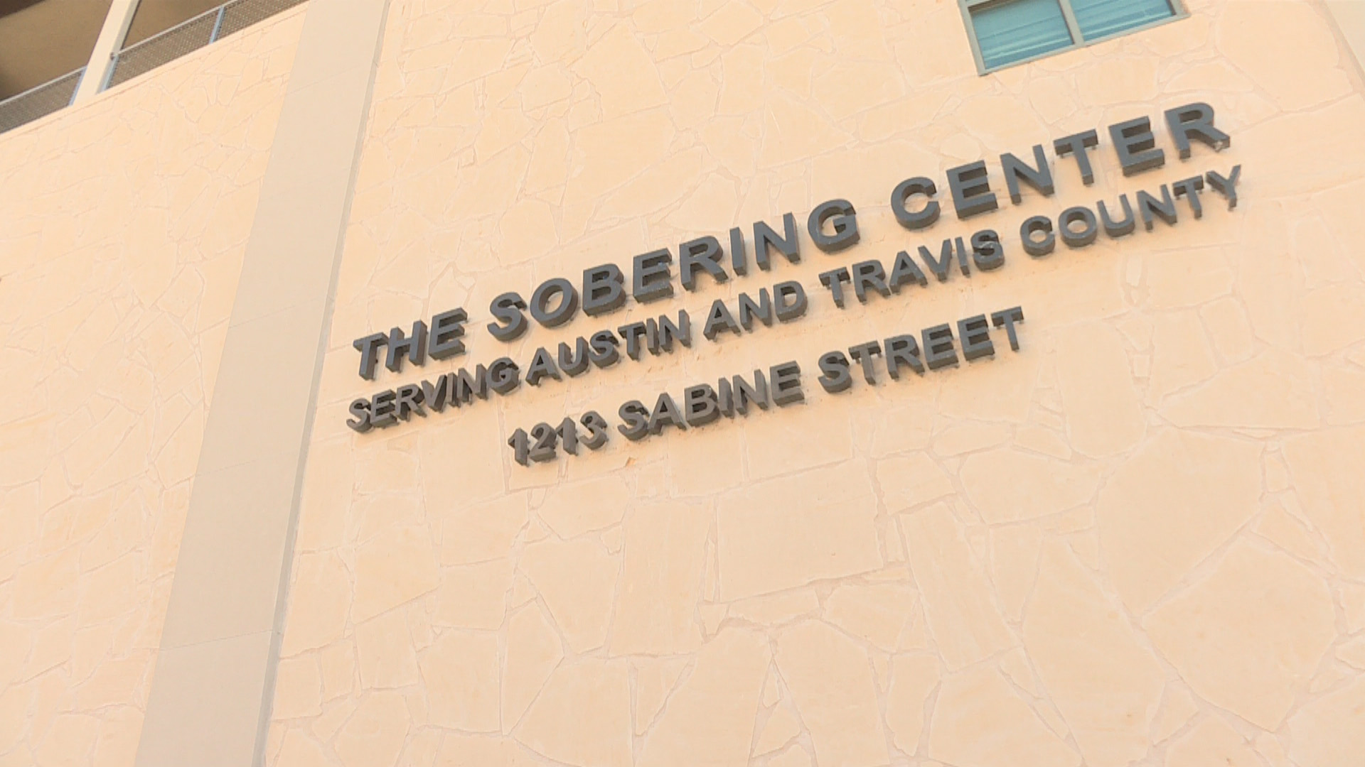 The Sobering Center in Austin