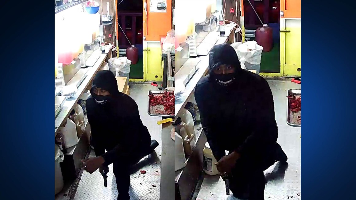 Another north Austin food truck robbed at gunpoint, suspect becoming 'increasingly violent'