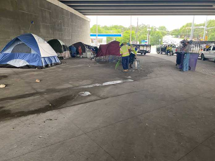 City of Austin moves to phase 2 of public camping ban, may issue citations for repeat offenders