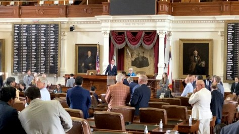 Texas Legislature gavels out amid uncertainty about when lawmakers will return