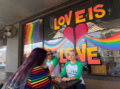 Taylor to hold first official Pride event in Williamson County Saturday