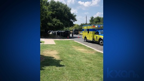 Man hit with 'less lethal' rounds in southeast Austin after refusing to exit stolen truck, police say