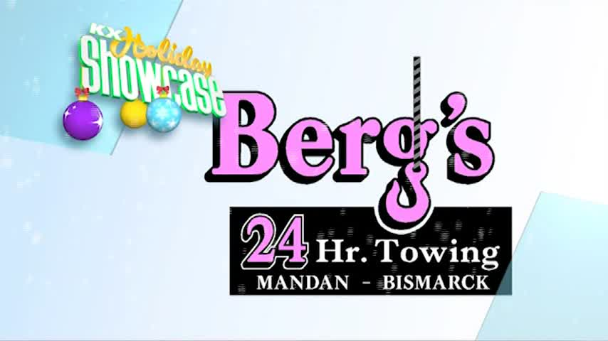 Holiday Showcase Berg's Towing