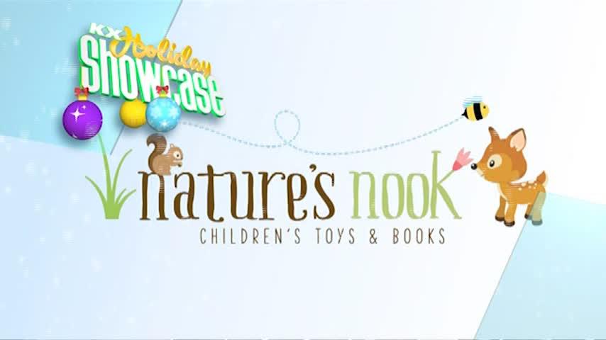Holiday Showcase Natures Nook