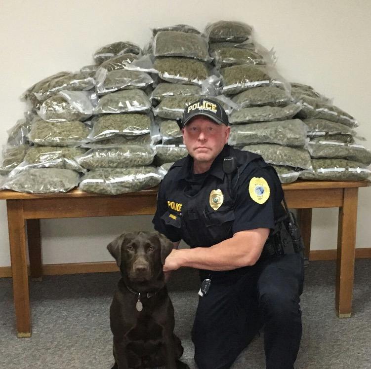 Major Drug Bust on Highway Two