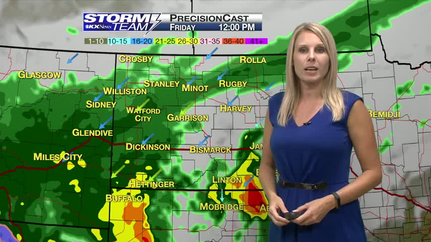 One Minute Forecast 9/15