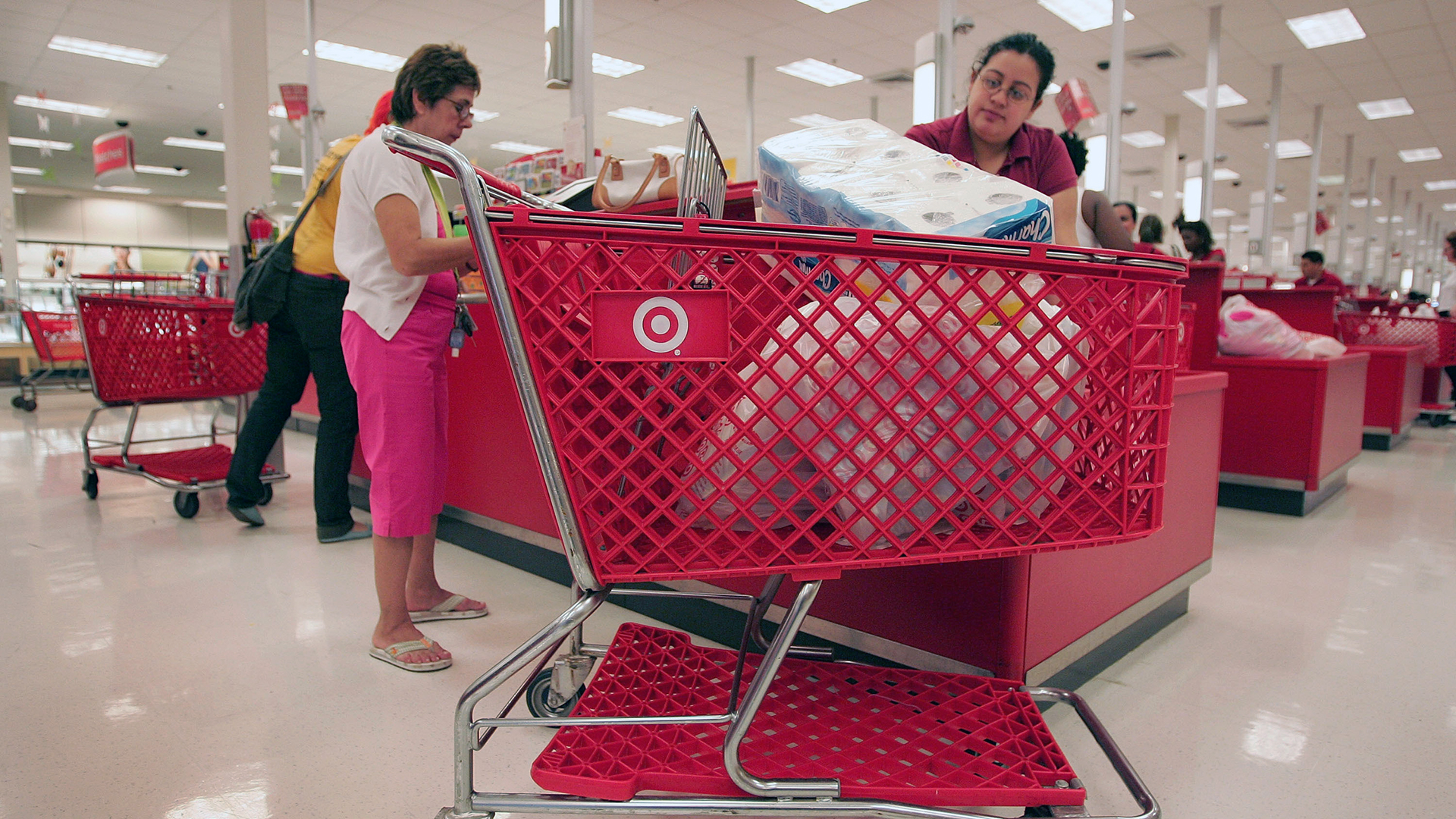 Target hiring over 130,000 seasonal employees