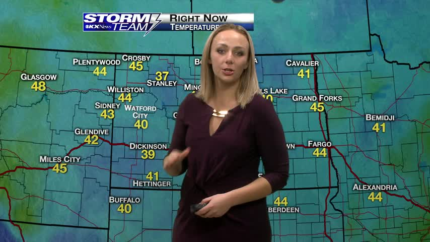 Saturday's One Minute Forecast 10/14