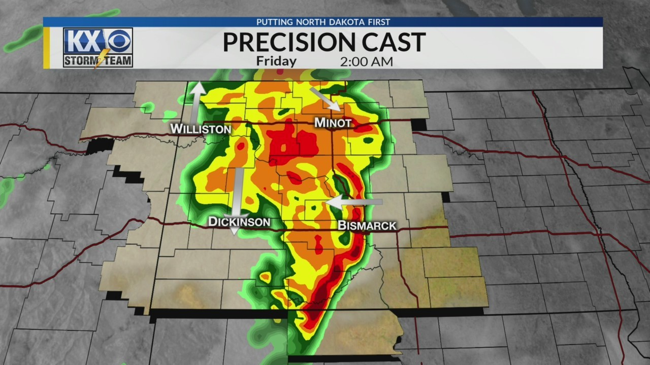 Amber's One Minute Forecast 6/28