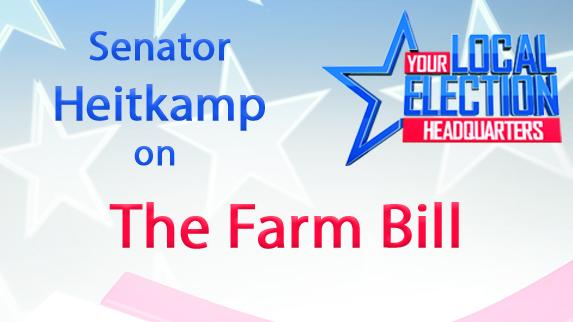 Heitkamp - Farm Bill