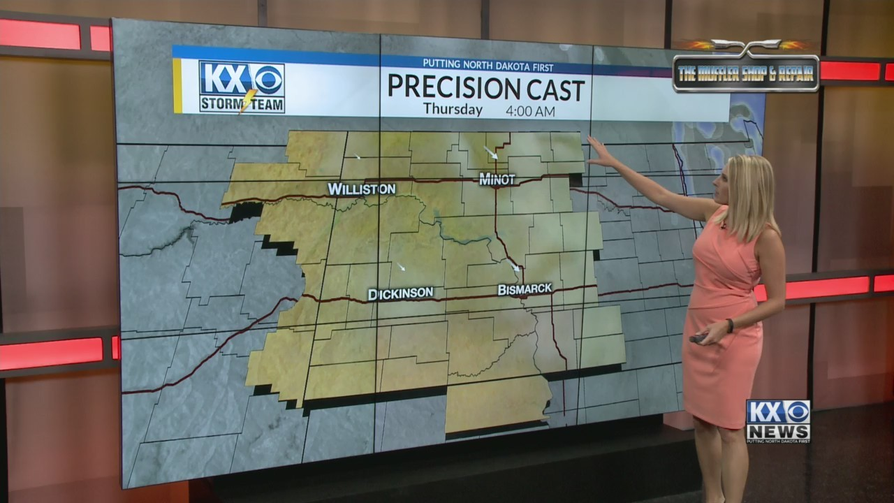 One Minute Forecast 10/10