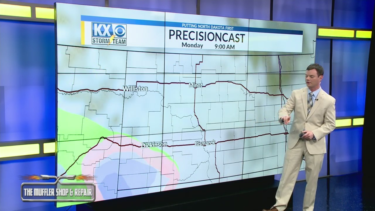Robert's One Minute Forecast 3-30-19