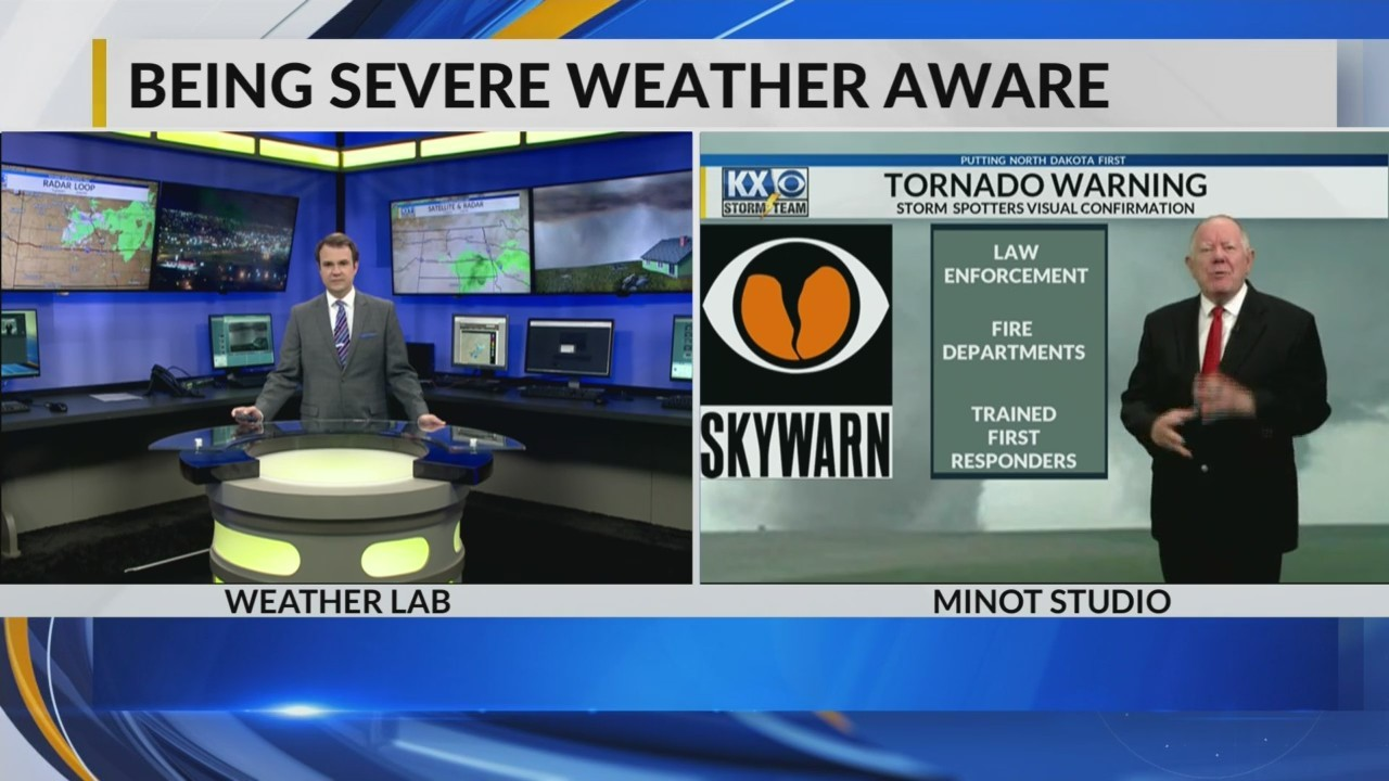 KX Storm Team Severe Weather Week Tornado Information