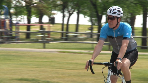 Kentucky Man Traveling Across USA For ALS in Bismarck | KX NEWS