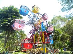 Bianglala Taman Kyai Langgeng