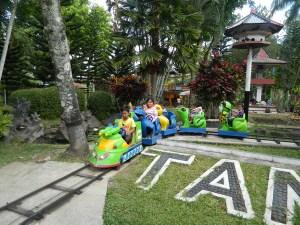 Sepur Mini Taman Kyai Langgeng