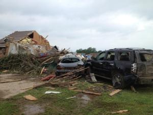 2013 May Oklahoma Tornados rip through Oklahoma