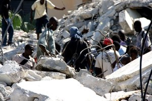 Haiti earthquake - 2