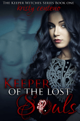 Blitz: Keeper of the Lost Souls by Kristy Centeno @KrissyGirl122
