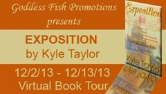 Author Interview ~ Kyle Taylor