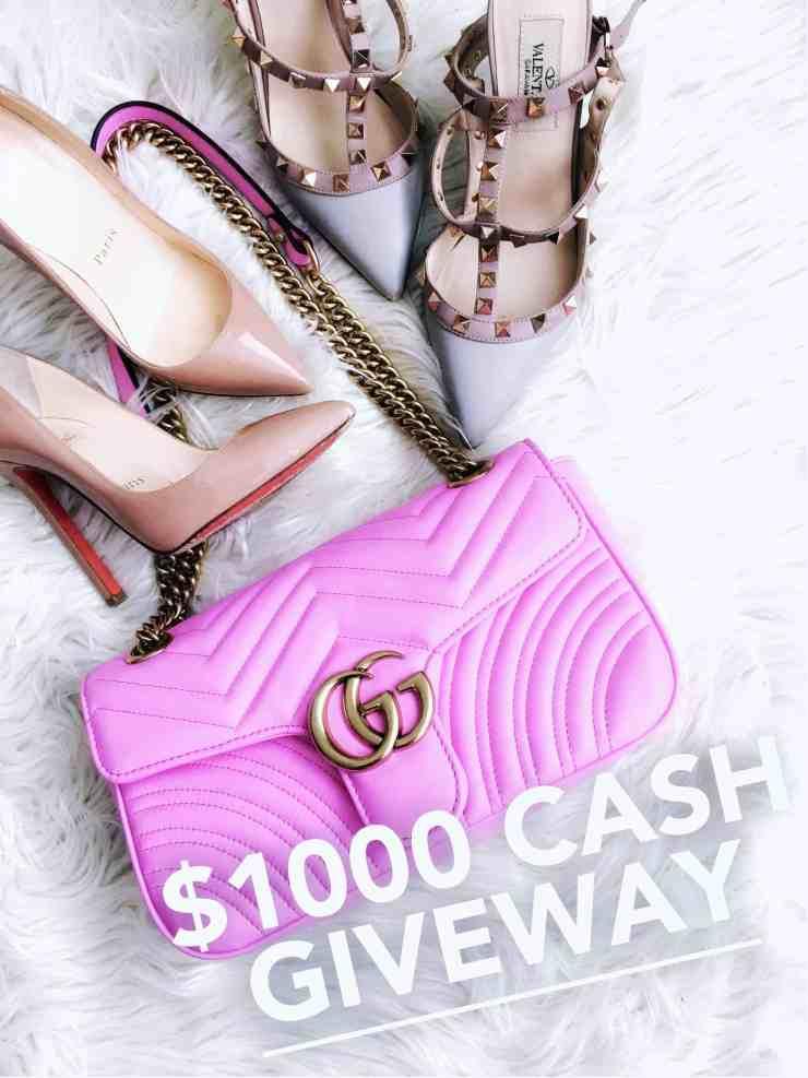 $1K Giveaway