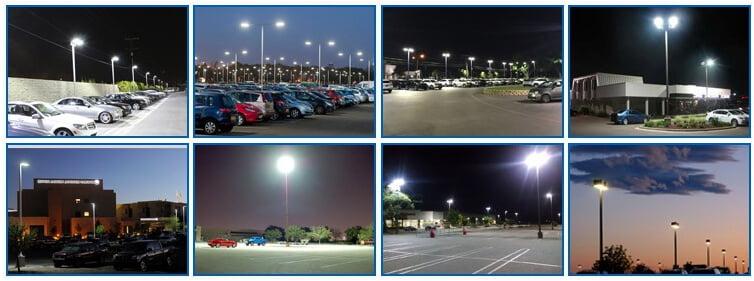 LED Pole light Roadway lighting manufacturer  KYDLED