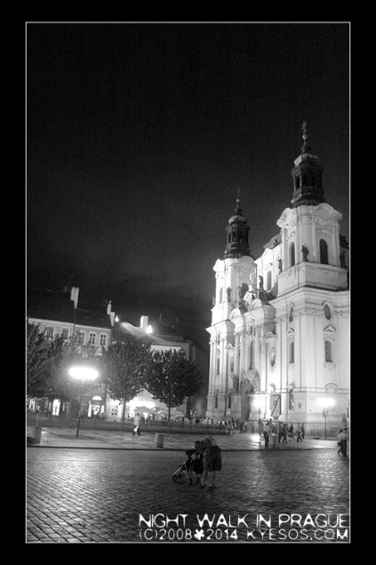 Prague night walk, version complète
