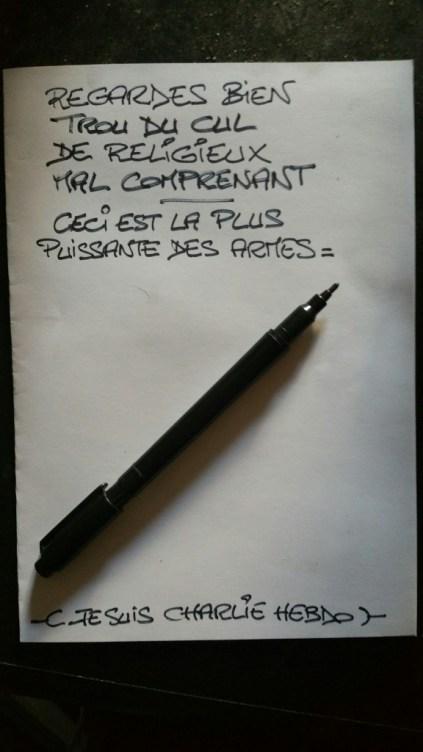 JeSuisCharlieHebdo