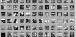 Fragments expo contact sheet sample