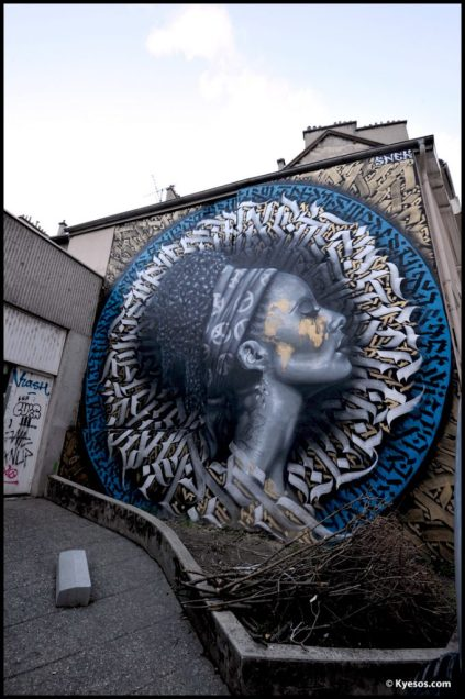 Grenoble Street Art Festival 2016