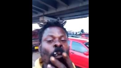 Photo of VIDEO: Wee Teacher smokes marijuana in public