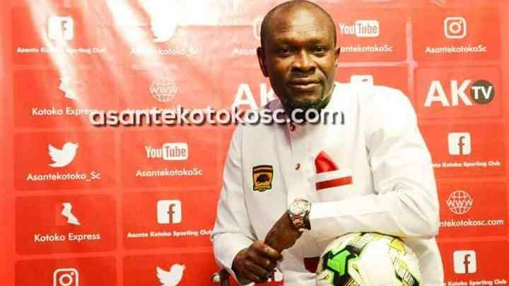 Our supporters are wonderful – Coach C.K Akunnor
