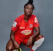 Photo of Eunice Beckmann extends FC Koln stay
