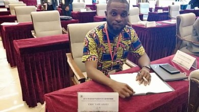 Photo of Eric Yaw Adjei wins Media General worker of the year