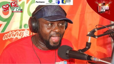 Photo of Exclusive: Osikani Frimpong Manso quits Spice FM after SEVEN months