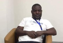 Photo of Video: Kotoko NCC Chairman Christopher Damenya donates to Health Ministry