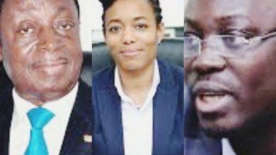 Photo of Three compete as John Mahama names running mate in May