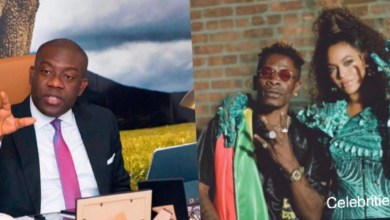 Photo of You've made Ghana proud – Oppong Nkrumah to Shatta Wale