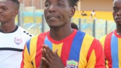 Photo of Benjamin Afutu not ruling out Asante Kotoko move.