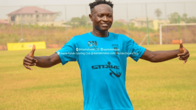 Photo of Christopher Nettey discloses why he joined Asante Kotoko