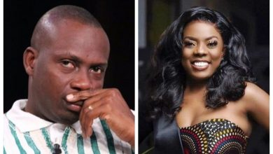 "Photo of ""Shame on Radio and TV Stations"" – Nana Aba reacts as she bans Lutterodt on GH One"