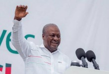 Photo of Eight names pop up as John Mahama announce running mate in March
