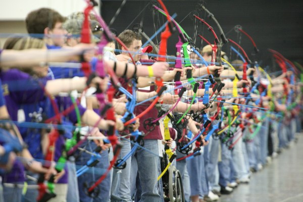 NASP World Archery Tournament