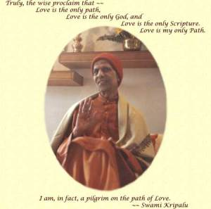 Bapuji: pilgrim of love