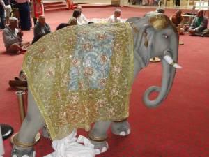 Elephant guard