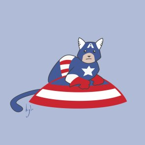 catvengers-captainamericat