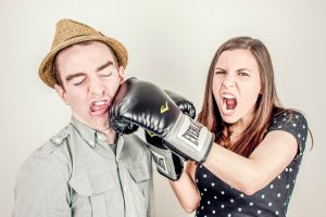 Marriage conflicts can be nasty