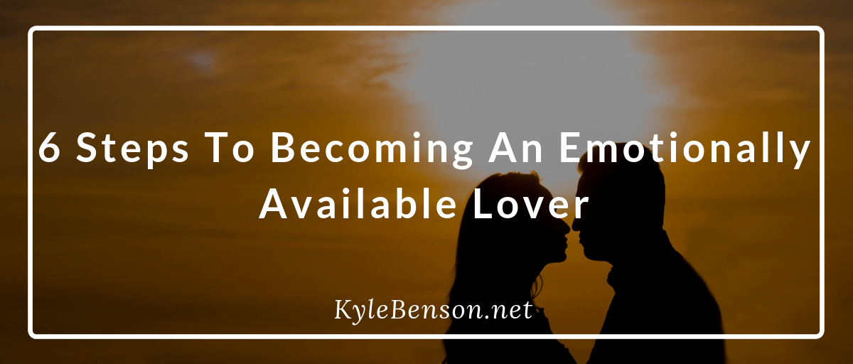 How to deal with emotionally unavailable